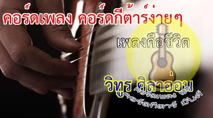The sound........of thai music......  by Vitton Silaon (Silaon...Silaon)   * เสียงดนตรีดีๆ ที่ทำให้โลกหมุนไป   ทุกเวลาฉันมีบทเพลงอยู่ในหัวใจ   เพราะมันคือพลังผลักดัน   ทำให้ฉันไม่ท้อหรือหยุด จะตั้งใจเดินต่อไป